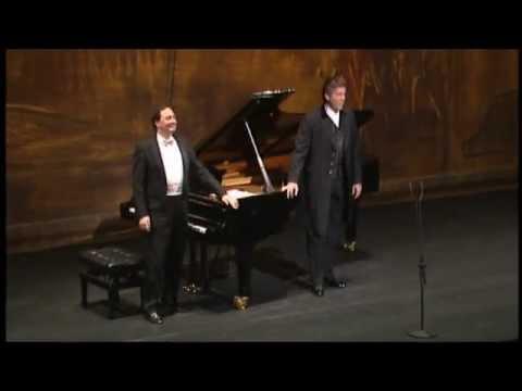 Thomas Hampson - Recital Gustav Mahler, Complete.