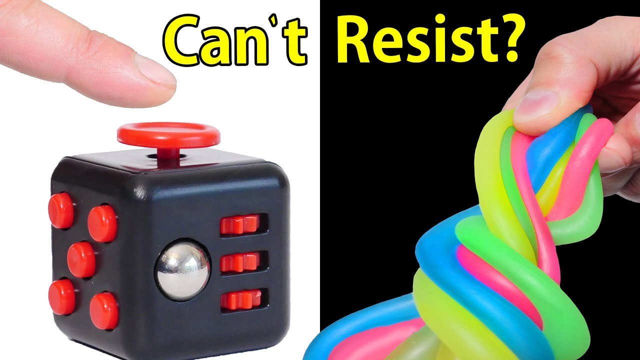 Download 12 Top Fidget Toys For Stress