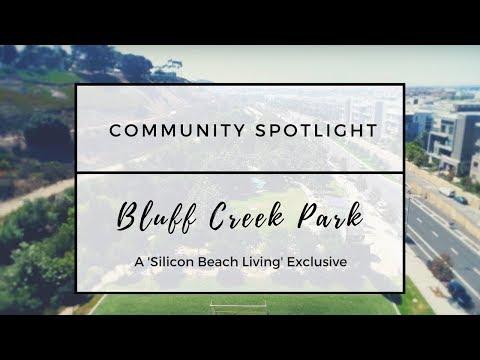 Community Spotlight | Bluff Creek Park | Playa Vista