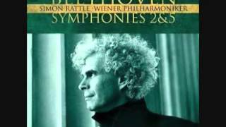 Sir Simon Rattle -  Beethoven  - Symphony No.  5 Mov.  II