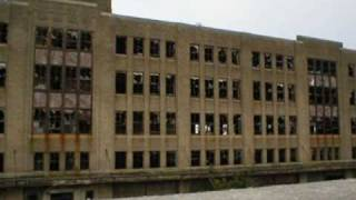 Ghosts of Buffalo, NY: New York Central Terminal (part 1)
