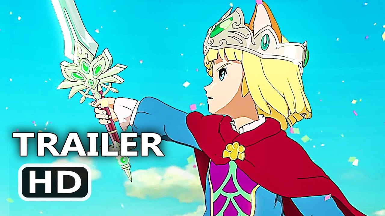 Check Out This Ni No Kuni 2 Trailer From Tokyo Game Show