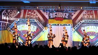 California Allstars Junior Mafia - Spirit Sports, Palm Springs Day 1 (02-02-13)