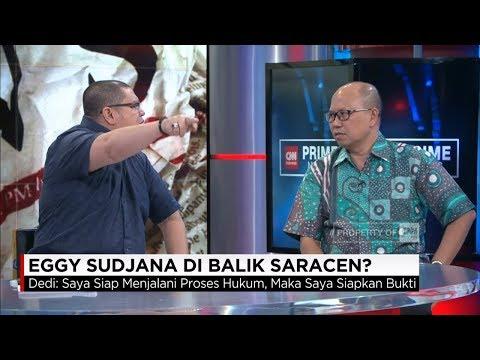 Dialog Panas; Eggy Sudjana di Balik Saracen?