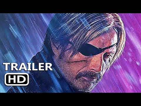POLAR Official Trailer (2019) Mads Mikkelsen, Katheryn Winnick Netflix Movie