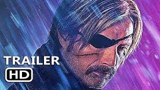 POLAR Official Trailer (2019) Mads Mikkelsen, Katheryn Winnick Netflix Movie