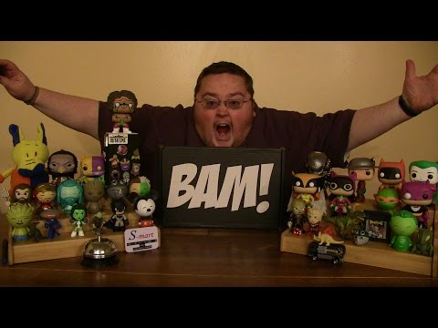 Bam Box Unboxing Video