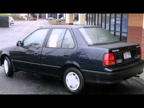 Preowned 1994 Suzuki Swift Lynnwood WA
