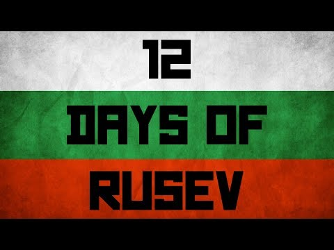 The Twelve Days Of Rusev