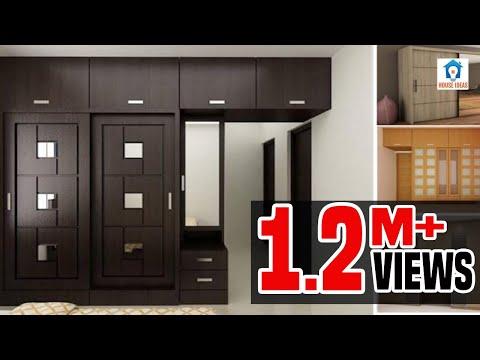 Best 25+ Bedroom cupboards ideas || Wooden Bedroom Wardrobe Design Ideas