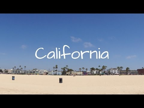 CALIFORNIA ROAD TRIP (San Francisco-Los Angeles)