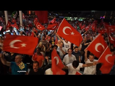 Turkey failed coup: Citizens divided in death penalty debate