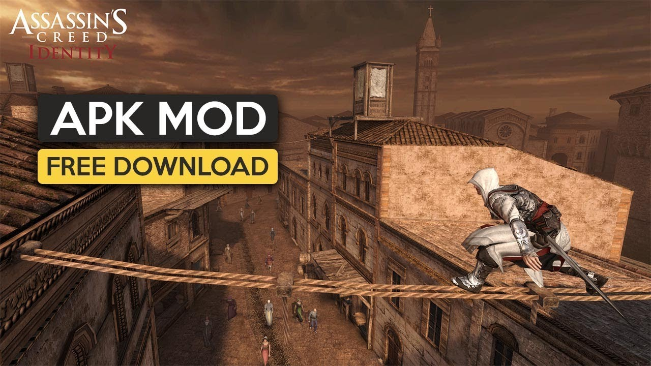 Assassin S Creed Identity Apk Mod Data For Android Free Download