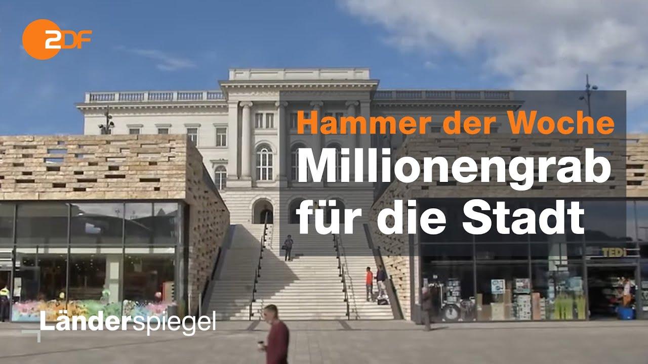 Pfusch an Wuppertaler Natursteinmauer - Hammer der Woche vom 04.07.2020 | ZDF