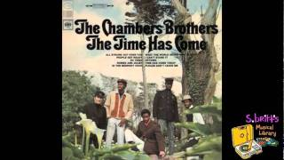 "The Chambers Brothers ""All Strung Out Over You"""