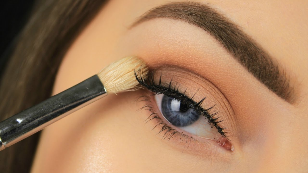 How To: Blend Your Eyeshadow Like A Pro  Beginners Tips & Tricks!