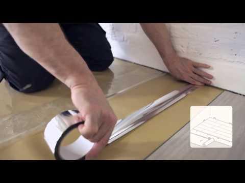 видео: Мастер класс. Как укладывать виниловый ламинат своими руками