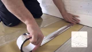 Мастер класс. Как укладывать виниловый ламинат своими руками(Пошаговая инструкция по укладке ламината ..., 2014-04-28T15:27:27.000Z)