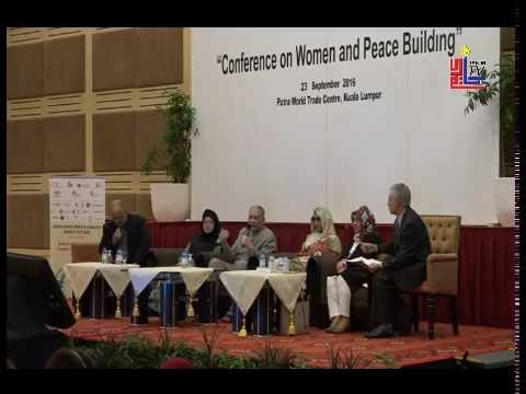 Conference On Women And Peace Building