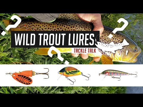 Guide Wild Brown Trout  Lures