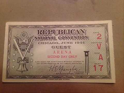 republican national convention tickets
