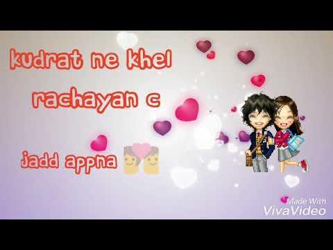 Pehli war= whatsapp status by prabh gill  Hd video 30 sec(Lyrics video)