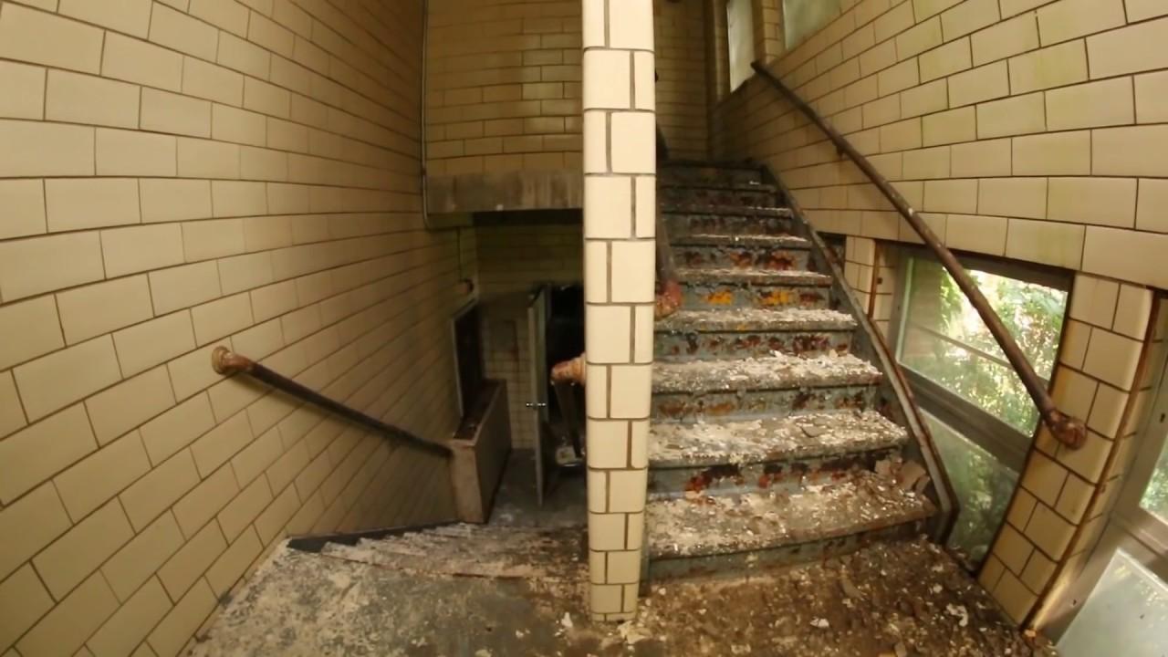 Abandoned Embreeville State Hospital Complex Walkthrough