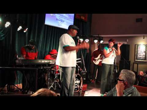 Raw Truth Band @The Hard Rock Cafe. Gospel Jazz At Its Best