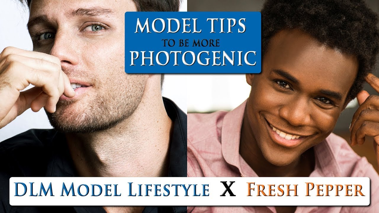 How to Be Photogenic How to Look Better in