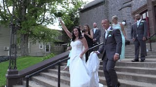 Taffara + Kyle - Dagley Media - Halifax Wedding Video