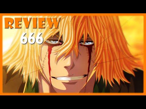 BLEACH 666 - La muerte de Urahara / Kenpachi Hitsugaya Byakuya vs Gerard Valkyrie / REVIEW