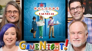 Welcome to New Las Vegas - GameNight Se7 Ep55