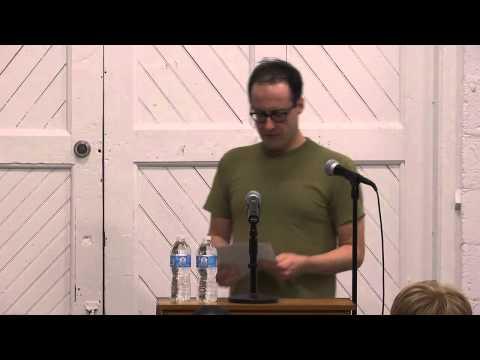 Poetry Reading by Keston Sutherland, 11.15.13