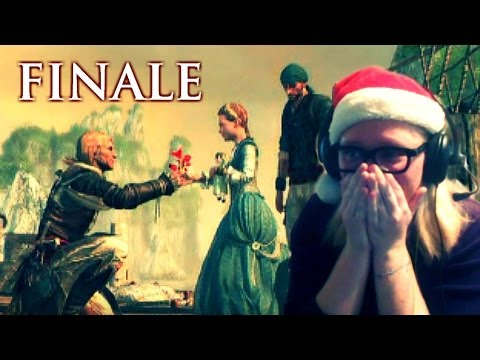 Assassin's Creed IV: Black Flag (Part 43 - FINALE) SAD AND HAPPY TEARS