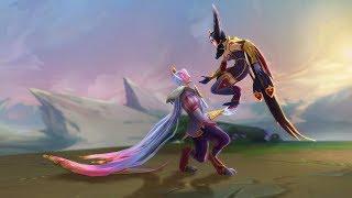 Любовь – это поле боя на средней линии | League of Legends: Трейлер образов