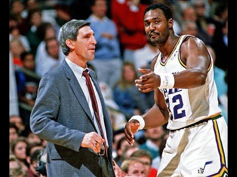 Utah Jazz Vs Chicago Bulls (13.11.1990)