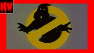 the real ghostbusters theme song horror version