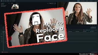 HOW TO FACE SWAP WITH VIDEO | Face Replacement Tutorial