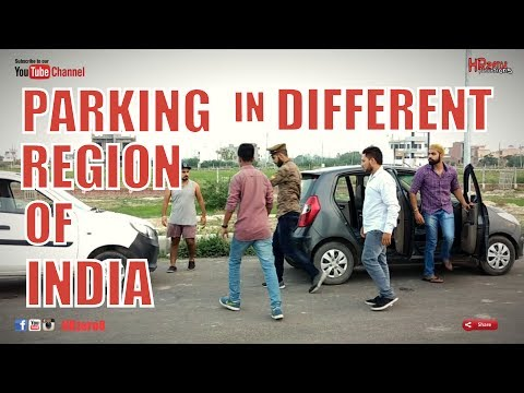 Parking Problems in INDIA   Funny     HRzero8  