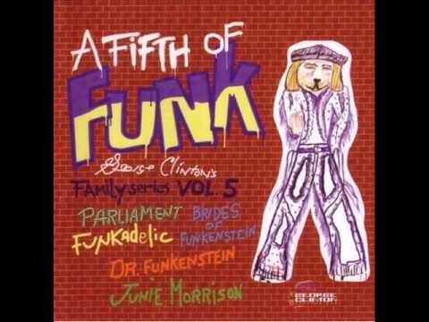 Funkadelic -- Too Tight For Light