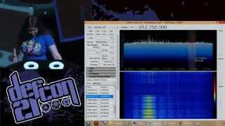 DEF CON 21 - Melissa Elliott - Noise Floor Exploring Unintentional Radio Emissions