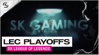 LEC SUMMER SPLIT PLAYOFFS HYPE | #LEC #PLAYOFFS