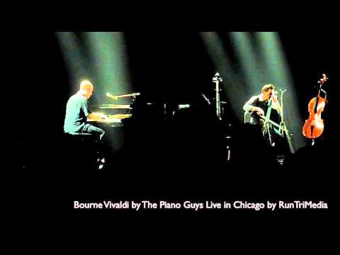 Piano Guys 'Code Name (Bourne) Vivaldi' HD Live