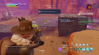 HOW MARCH THE MARTIAL GAME ON FORTNITE SAUVER THE WORLD