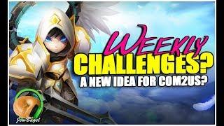 SUMMONERS WAR : Weekly Challenges?