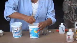 Como hacer moldes de látex para elaborar cupcakes de jabón o vela
