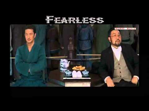 Jet Li Fearless 2006  Eng Sub...