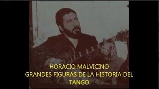 HORACIO MALVICINO  -  ALAIN DEBRAY -  ANA MARIA MARZABAL  -  LA RADIO Y EL TANGO