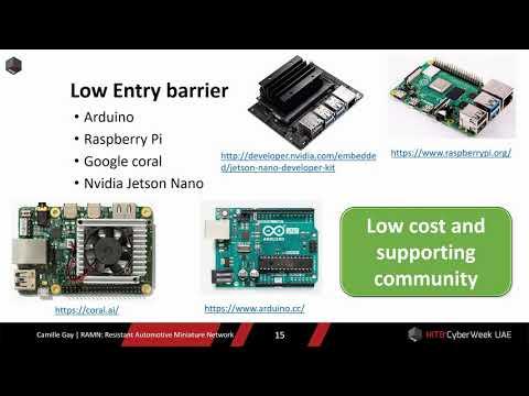 #HITBCyberWeek D2T2 - RAMN: Resistant Automotive Miniature Network