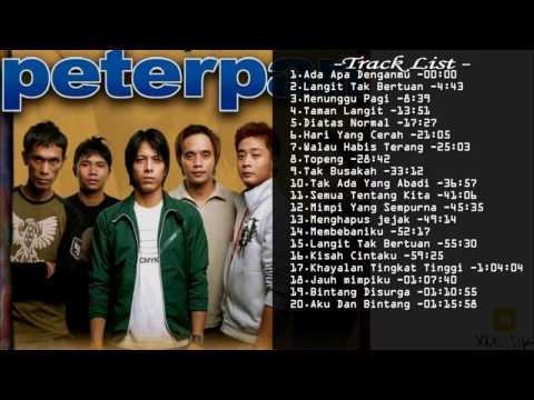 THE BEST OF PETERPAN   Kumpulan